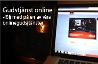 Gudstjänster online